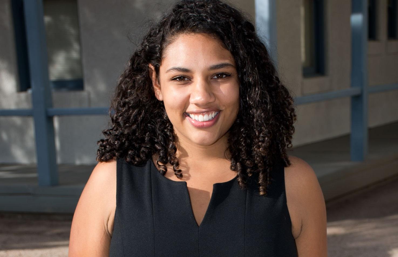2018 Rhodes Scholar Leah Crowder