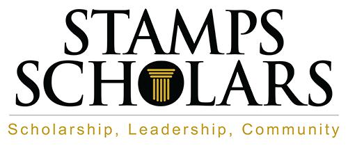 Stamps Scholarship logo