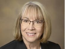 Honors Professor Gail Burd