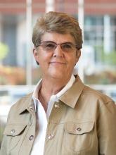 Headshot of Sharon Overstreet