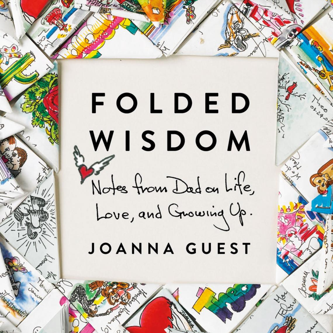 Book cover for Folded Wisdom